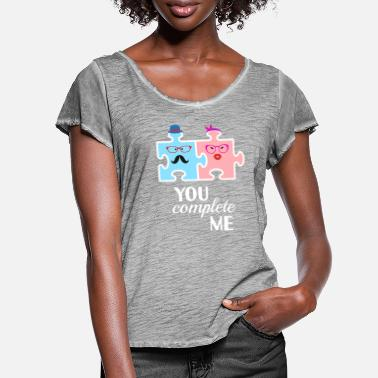 Fill Up Fill up nice design design - Women's Ruffle T-Shirt