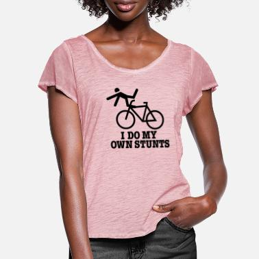Stunt stunts - Women's Ruffle T-Shirt
