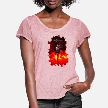 Nightmare Nightmare - Women's Ruffle T-Shirt