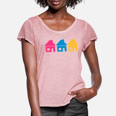 Neighborhood Neighborhood - Women's Ruffle T-Shirt