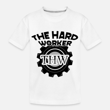 Thw Local Association twh the hard worker motivational design shirt gifts s - Teenager Organic T-Shirt