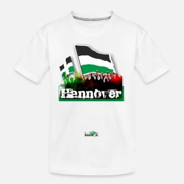 Ultras hannover - Teenager Bio T-Shirt