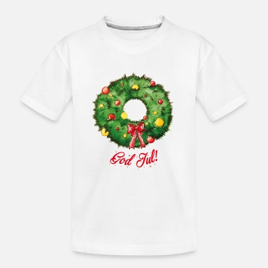 Kranz || God Jul - Teenager Bio T-Shirt
