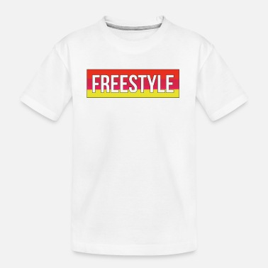 Freestyle Freestyle - Teenager Organic T-Shirt