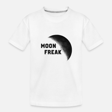 Freak Moon Freak ... Moon Freak - T-shirt bio Ado