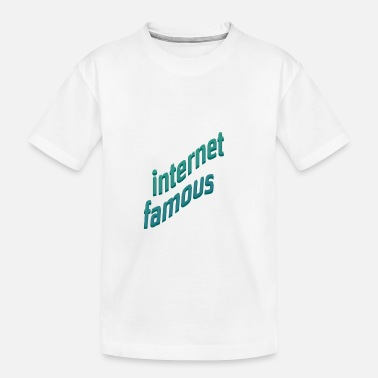 Internet Internet - Teenager Bio T-Shirt
