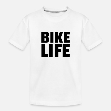 Bmx Bike life - Teenager Organic T-Shirt