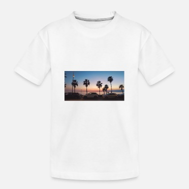 Almeria sunset - Teenager Organic T-Shirt