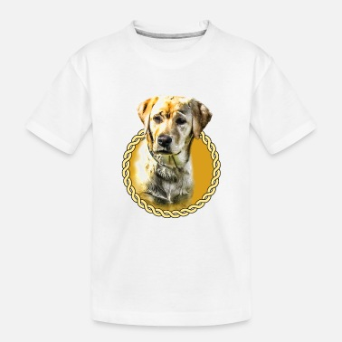 Labrador 001 - Teenager Organic T-Shirt