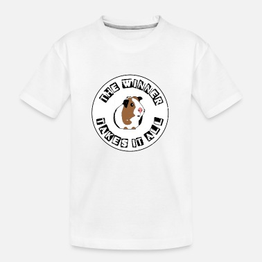 All Meerschweinchen Gewinner - Teenager Bio T-Shirt