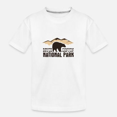 National Parc national de Bryce Canyon - T-shirt bio Ado