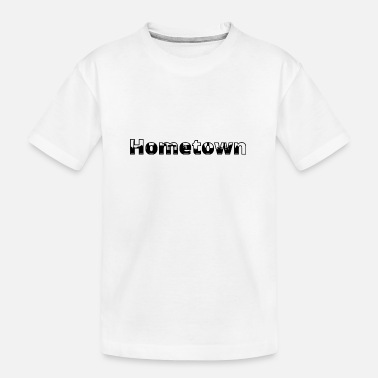 Hometown hometown berlin - Teenager Organic T-Shirt
