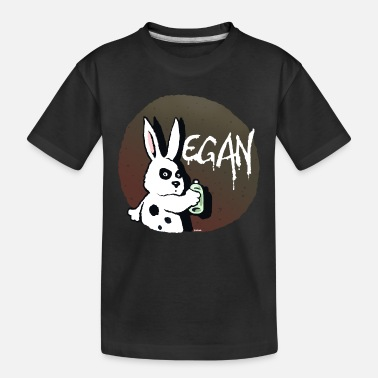 Tierschutz Rabbit - Teenager Bio T-Shirt