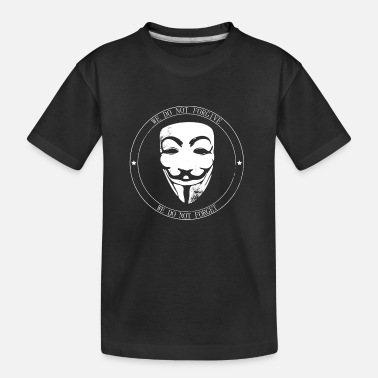 Anonymous Anonymous - Teenager Bio T-Shirt