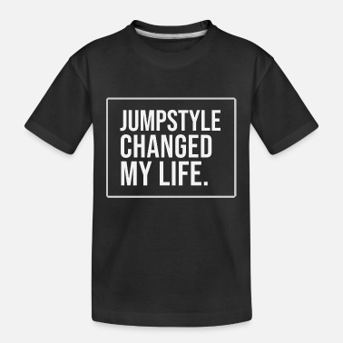 Jumpstyle Jumpstyle - Teenager Bio T-Shirt