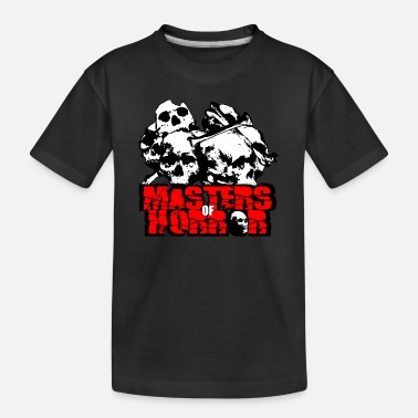 masters of horror - Teenager Organic T-Shirt