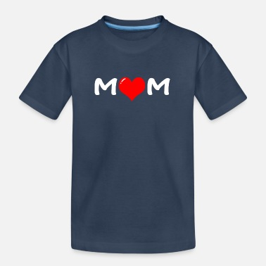 MOM for Mother's Day gift idea - Teenager Organic T-Shirt