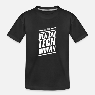 Dental Technician Dad dental technician - Teenager Organic T-Shirt