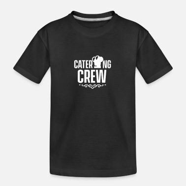 Service Catering delivery service caterer service - Teenager Organic T-Shirt