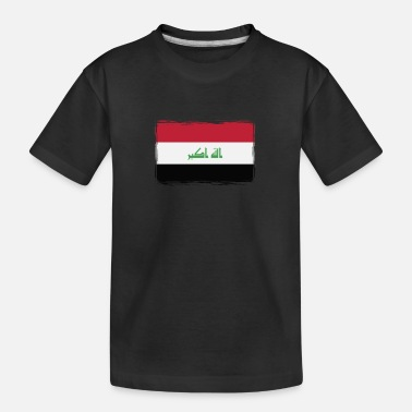 Irak Irak - Teenager Bio T-Shirt