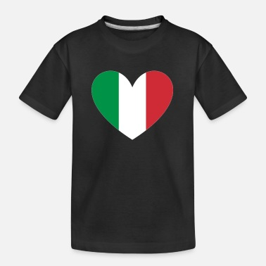 Cuore CUORE ITALIEN - Teenager Bio T-Shirt
