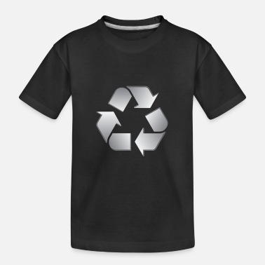 Recycling recycling - Teenager Organic T-Shirt