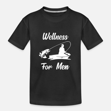 Wellness angler - Teenager Organic T-Shirt
