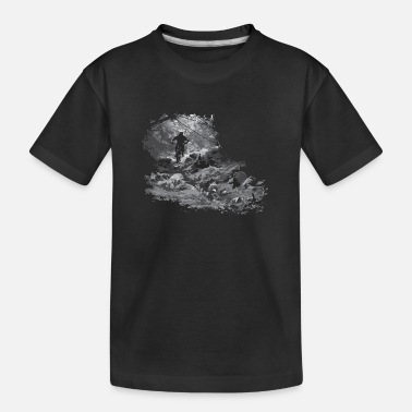 Deep in the Forest - Teenager Organic T-Shirt