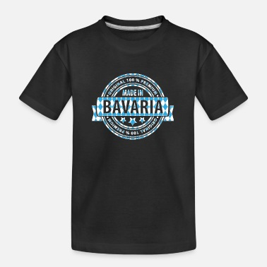 Bavaria Made in Bavaria / Bavaria - Teenager Organic T-Shirt