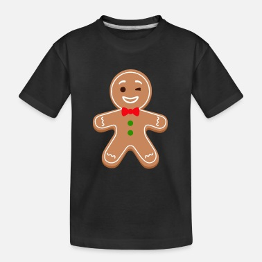 Gingerbread man, gingerbread man - Teenager Organic T-Shirt