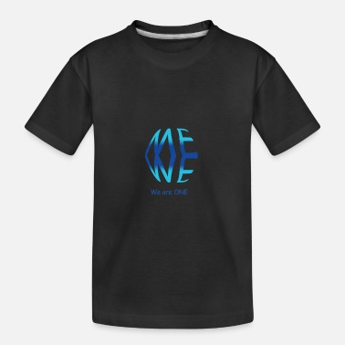 Me we we are one - Teenager Organic T-Shirt