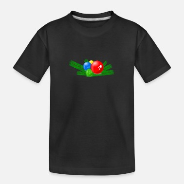 Decoratie decoratie - Teenager biologisch T-shirt