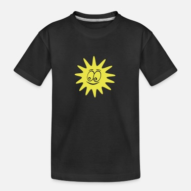 Zonen zon-zon - Teenager biologisch T-shirt
