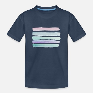 Watercolor Watercolor - Teenager Organic T-Shirt