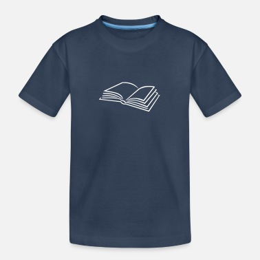 Buch Buch - Teenager Bio T-Shirt