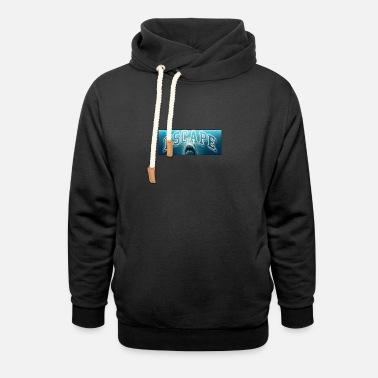 Escape Boxed Design - Unisex Schalkragen Hoodie
