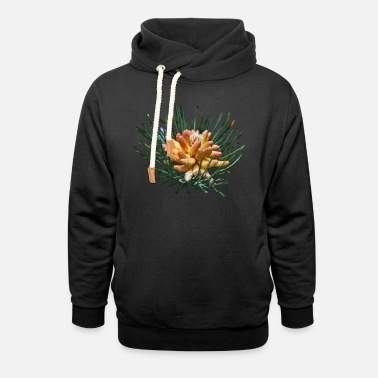 Bloom bloom - Unisex Shawl Collar Hoodie