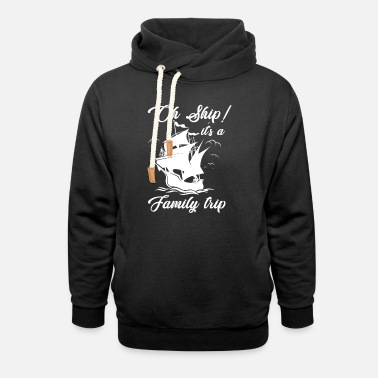 Family Holiday family holiday - Unisex Shawl Collar Hoodie