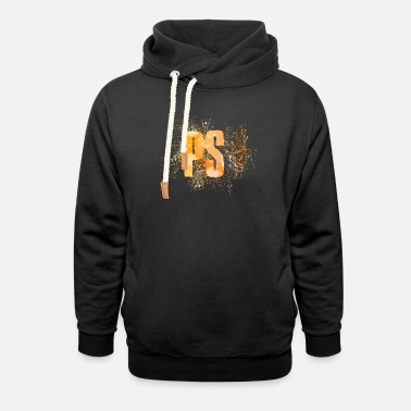 Ps ps - Unisex Shawl Collar Hoodie