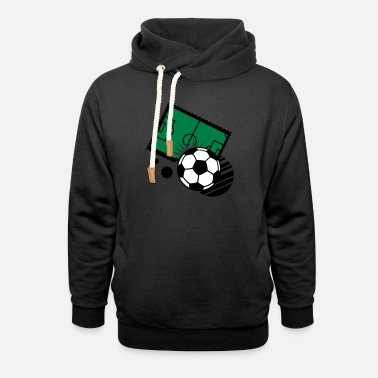 Playing Field playing field - Unisex Shawl Collar Hoodie