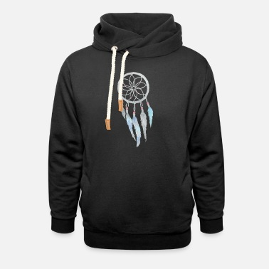 Catcher Dream catcher - Unisex huivikaulus huppari
