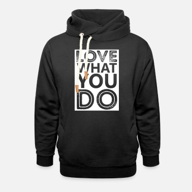 Lovers couple shirt couple gift idea for valentine - Unisex Shawl Collar Hoodie