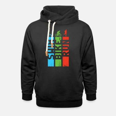 Fitness // Triathlon 8 Colours Swim Cycle Run Unisex Sweater // Jumper