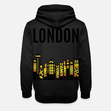 Highrise Building Nurse 13 - Unisex Shawl Collar Hoodie