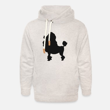 Christmas Present Dog Dachshund Poodle Canine Shepherd Dog Retriever - Unisex Shawl Collar Hoodie