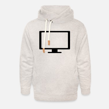 Screen screen - Unisex Shawl Collar Hoodie