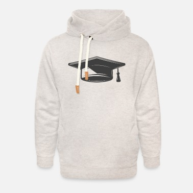 High School Graduate high school graduation - Unisex Shawl Collar Hoodie