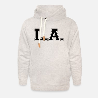Highschool LA - Los Angeles - Unisex huivikaulus huppari