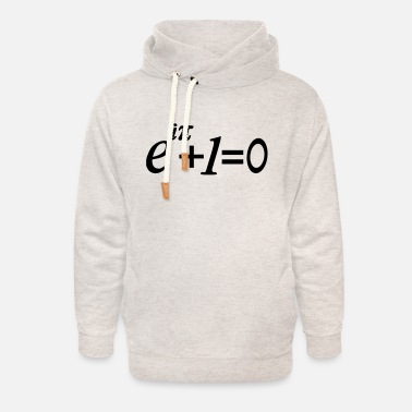 Equation Euler Equation - Unisex Shawl Collar Hoodie