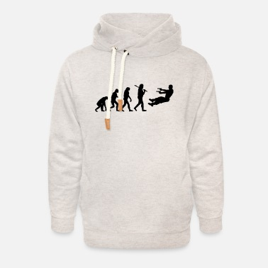 Css CSS Evolution - Unisex Shawl Collar Hoodie